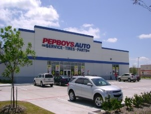 SOLD! Pep Boys – Sugar Land, Texas - 14,380 Square Foot Building