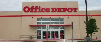 SOLD! Office Depot – Alvin, Texas - 21,000 Square Foot Building
